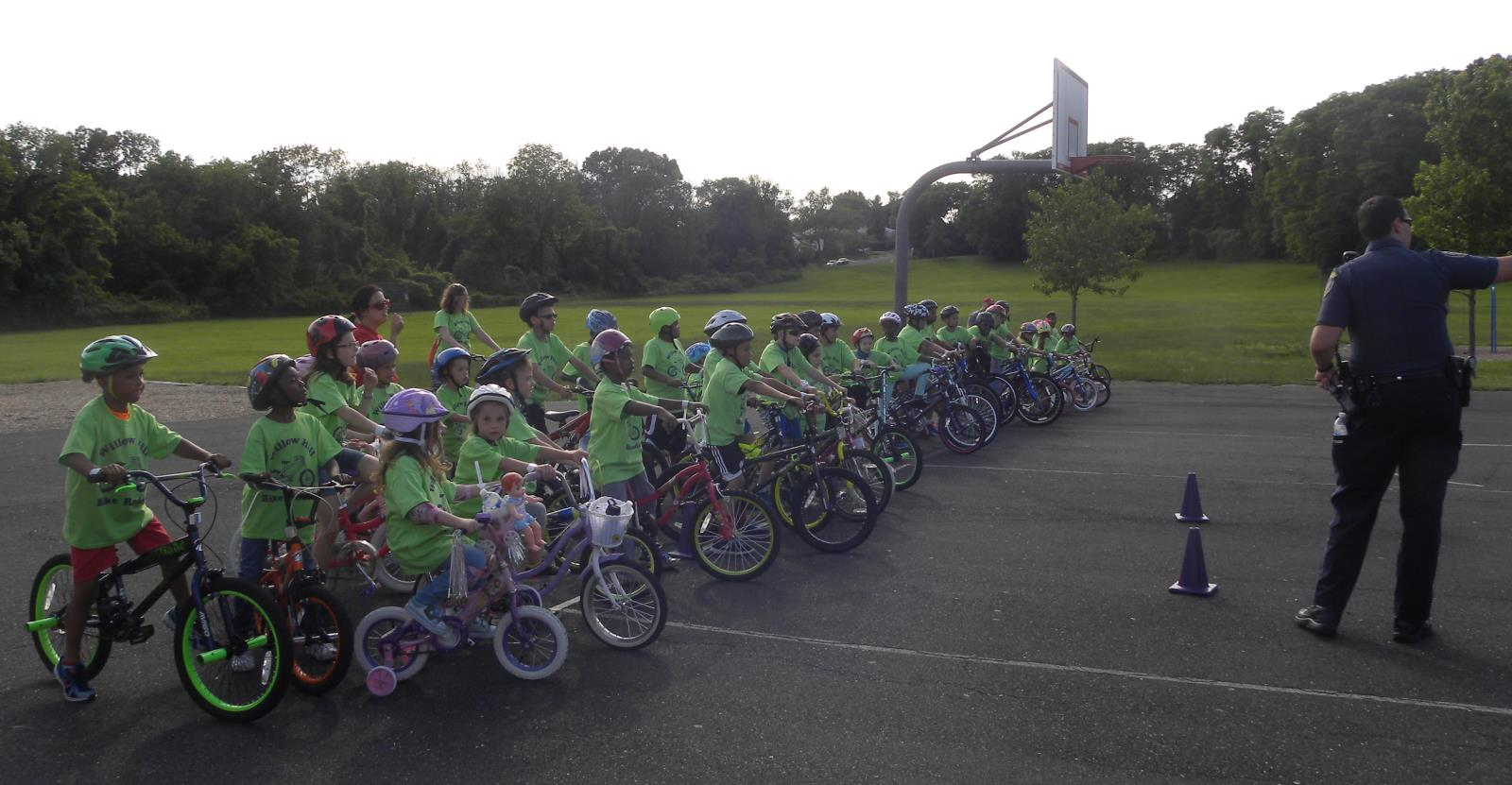 Willow Hill Bike Rodeo
