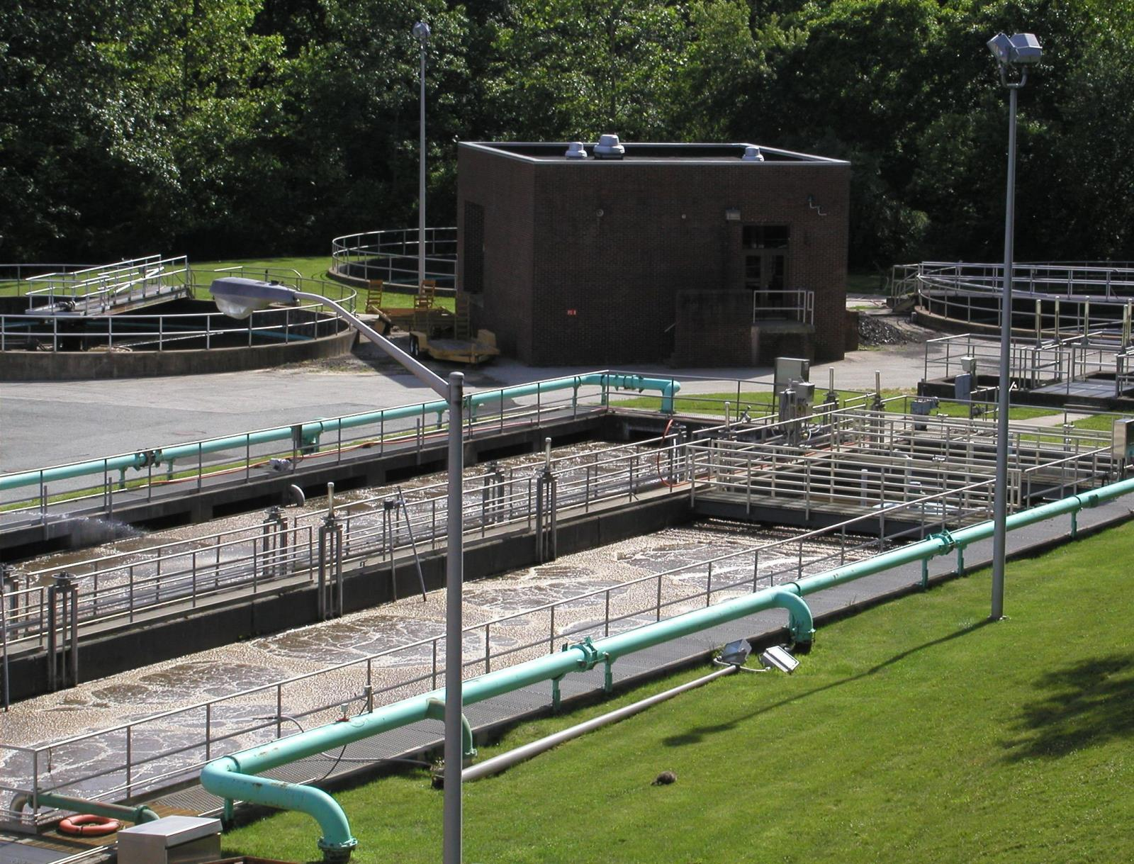 WasteWater Plant2