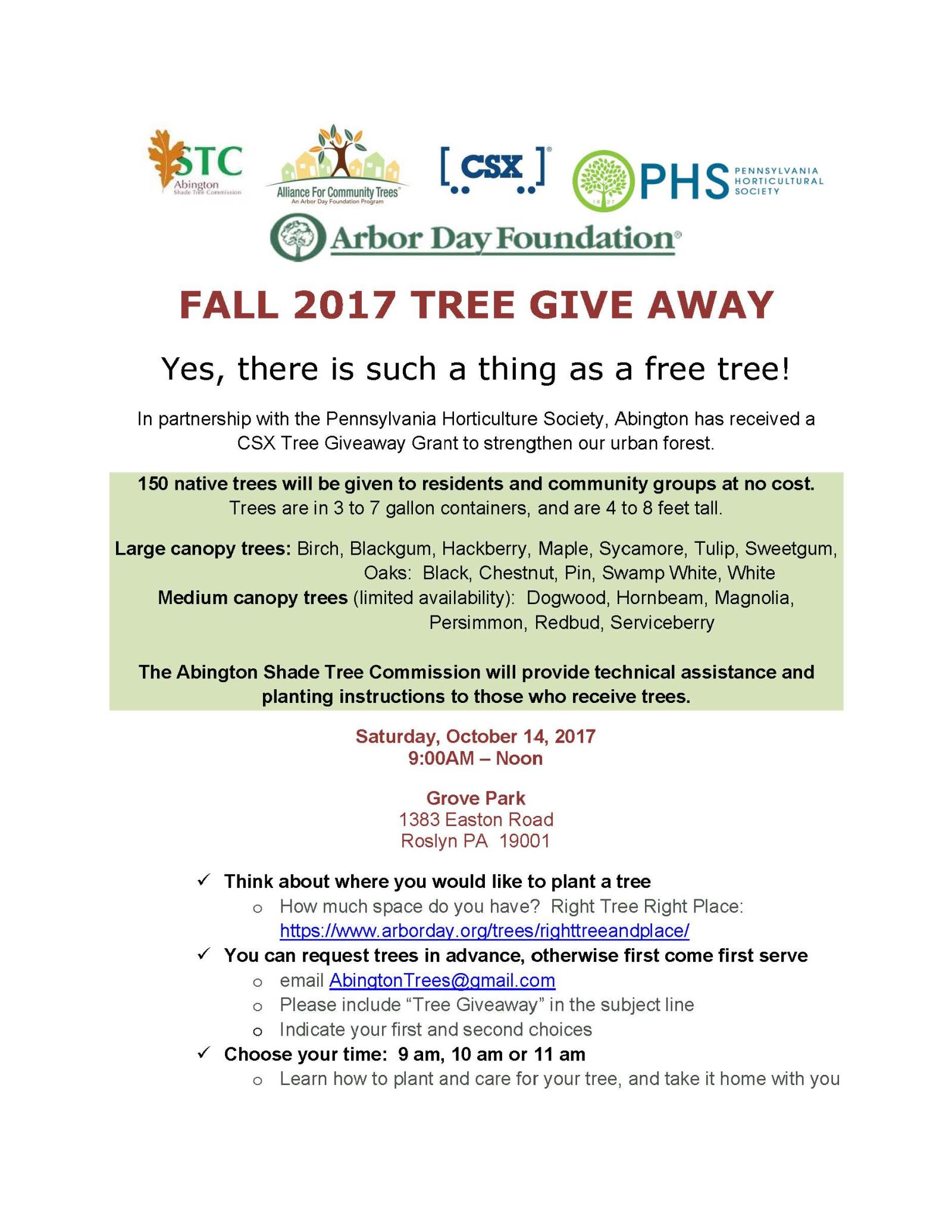 FALL 2017 TREE GIVE AWAY (002)