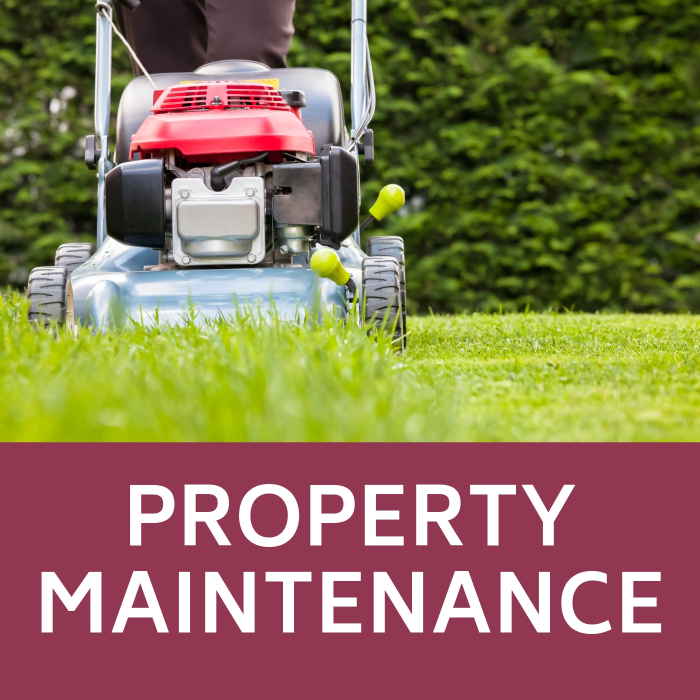 Property Maintenance Icon that links to information about property maintenance