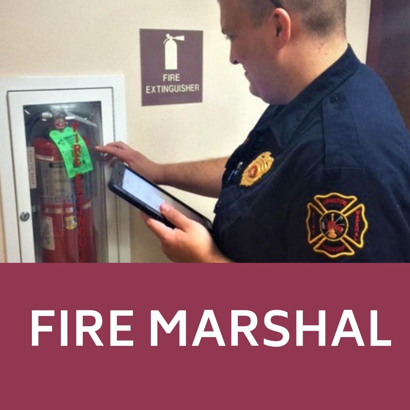 Office of the Fire Marshal Symbol that links to Office of the Fire Marshal web-page.