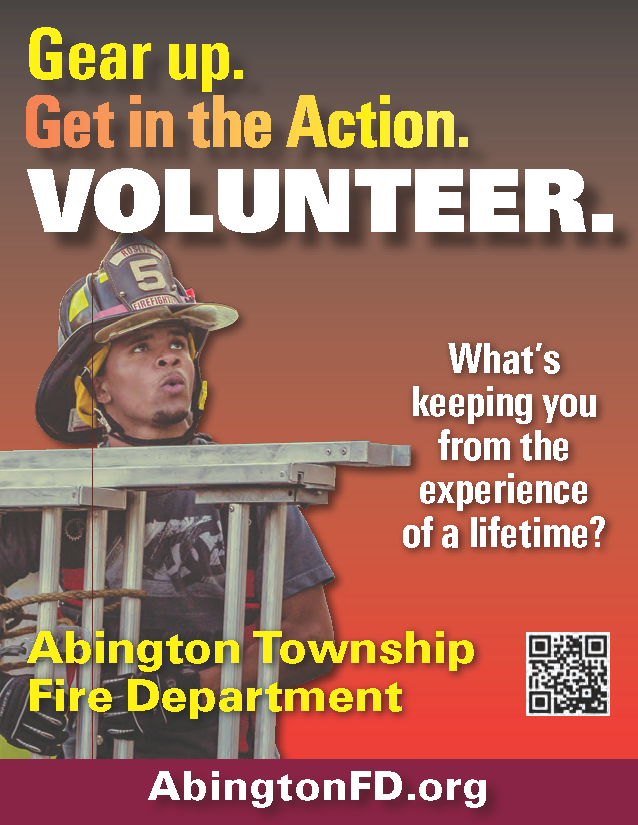 Information about volunteering for the Fire Department
