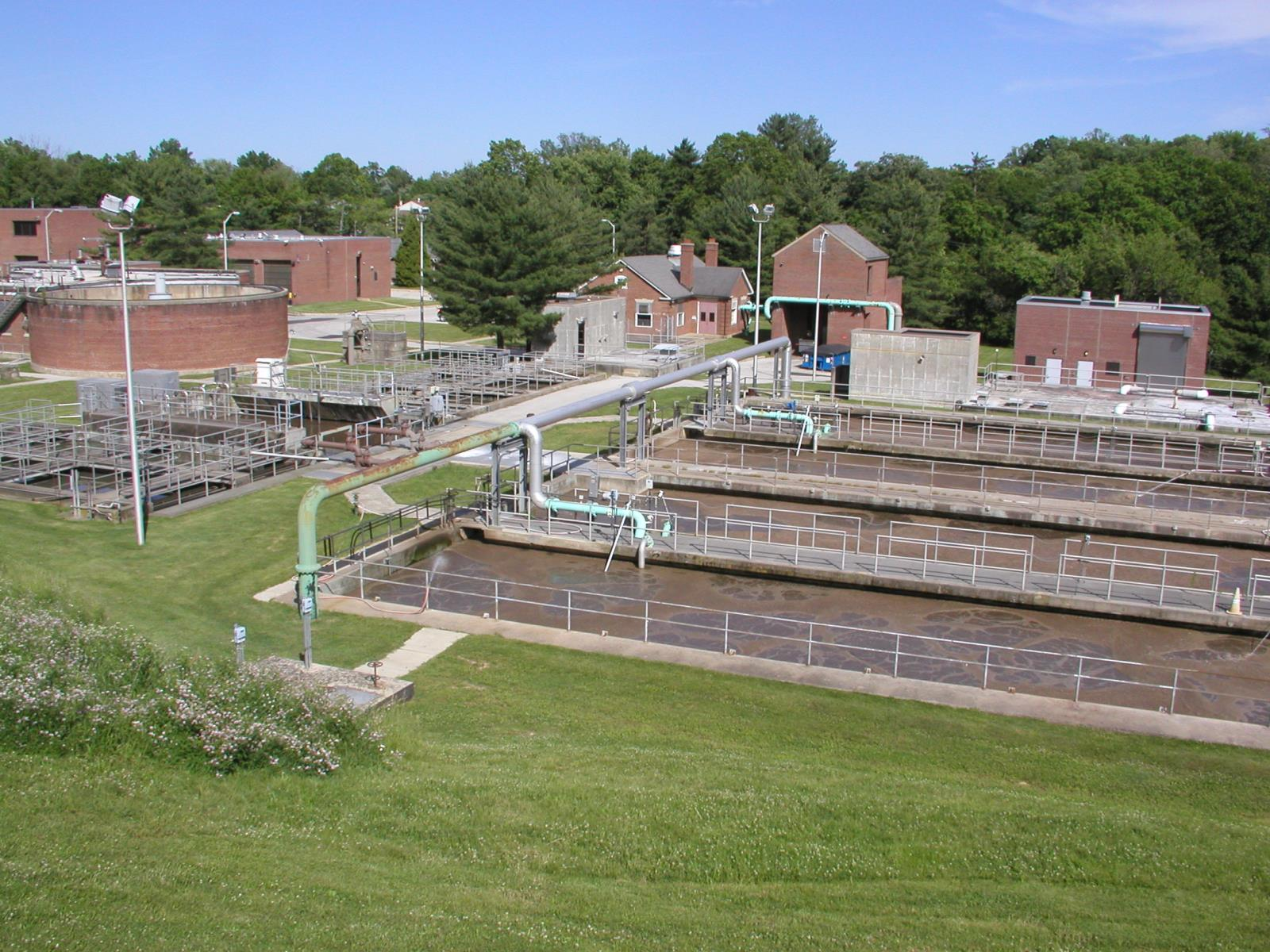 Abington Wastewater Treatment Plant