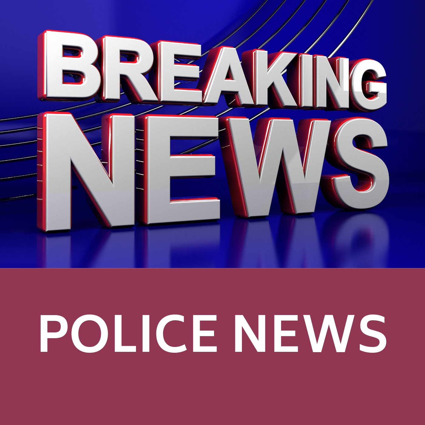 Breaking News icon that redirects to the www.abingtonpd.org.