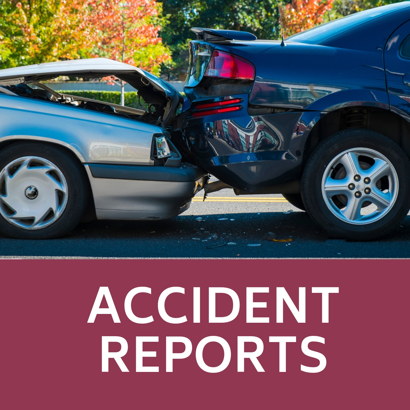 Car accident that links tohttps://policereports.lexisnexis.com/